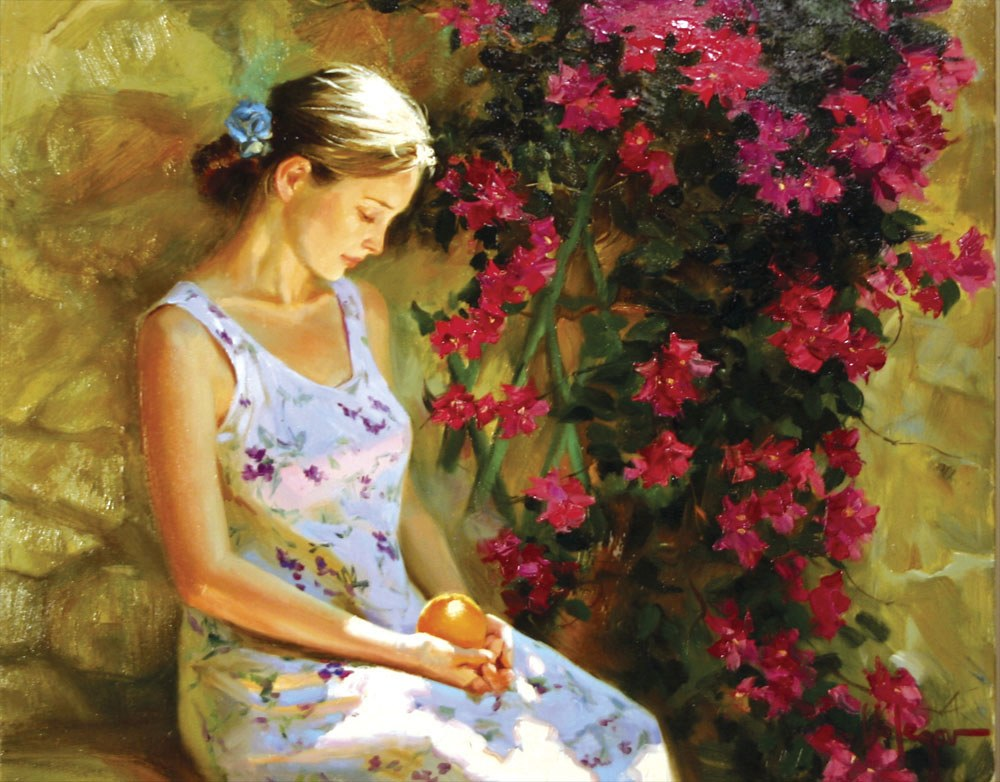 Vladimir volegov vides florecientes painting best vides for Painting for sale by artist