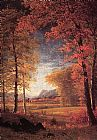 Autumn in America Oneida County New York