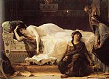Alexandre Cabanel Phedre painting