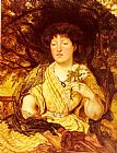 Ford Madox Brown May Memories painting