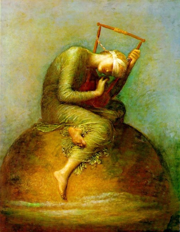 George Frederick Watts Watts Hope