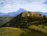 James Childs Umbria painting