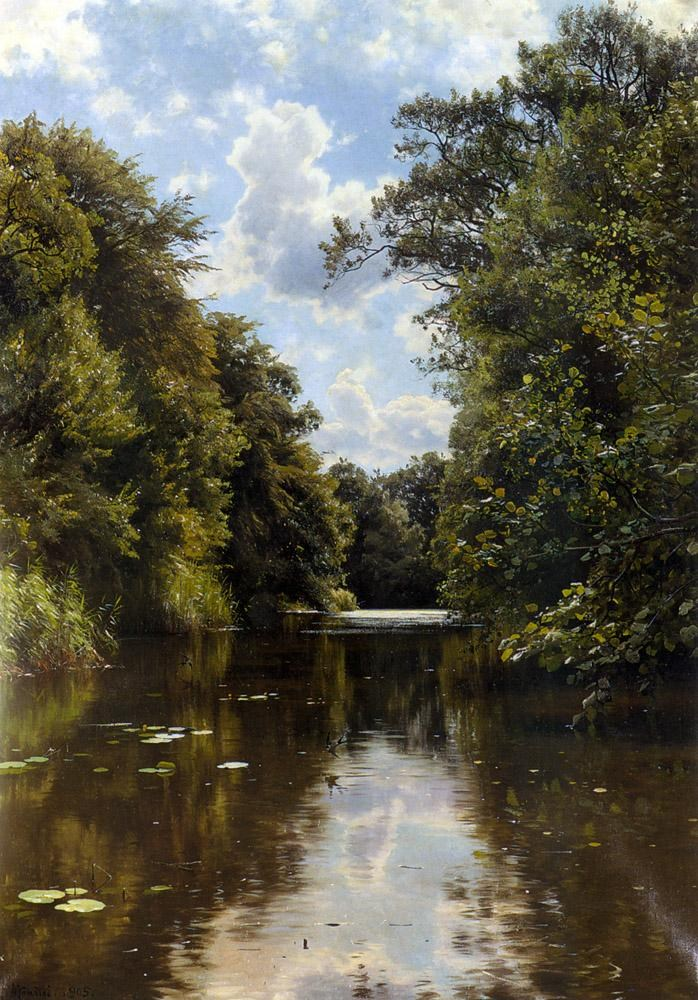 Peder Mork Monsted A Summer's Day