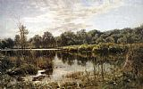 Peder Mork Monsted Bollemosen painting
