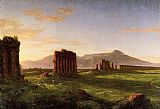 Thomas Cole Roman Campagna painting
