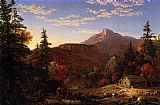 Thomas Cole The Hunter's Return painting