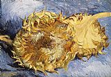 Still Life paintings - Sunflowers by Vincent van Gogh