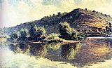 Claude Monet The Seine At Port-Villez painting